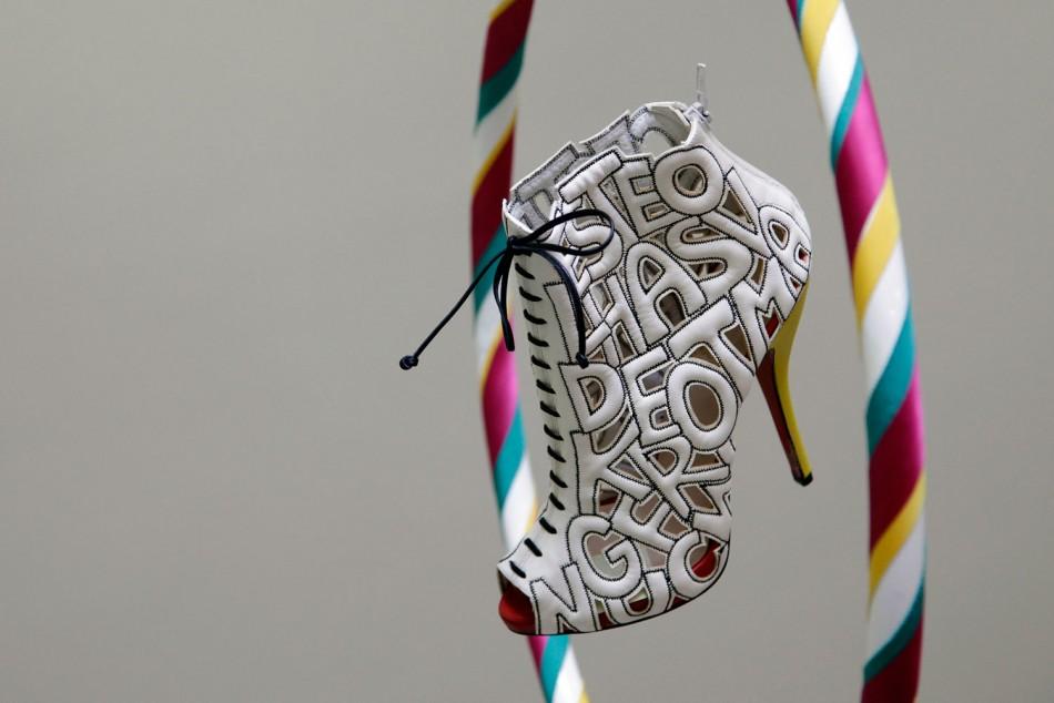 Christian Louboutin Celebrates 20 Years of Design in London Retrospective