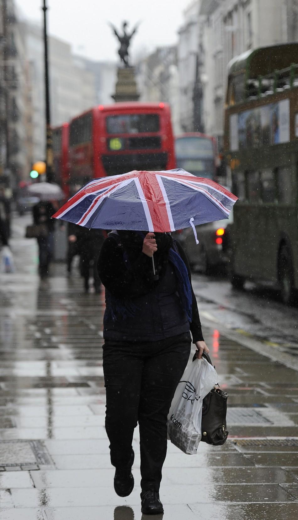 Wettest April