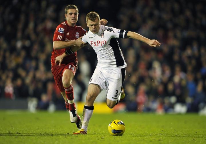 Fuham vs Liverpool