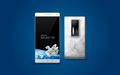 Samsung Galaxy S3 Roundup of The Coolest Concept Designs For The New Smartphone