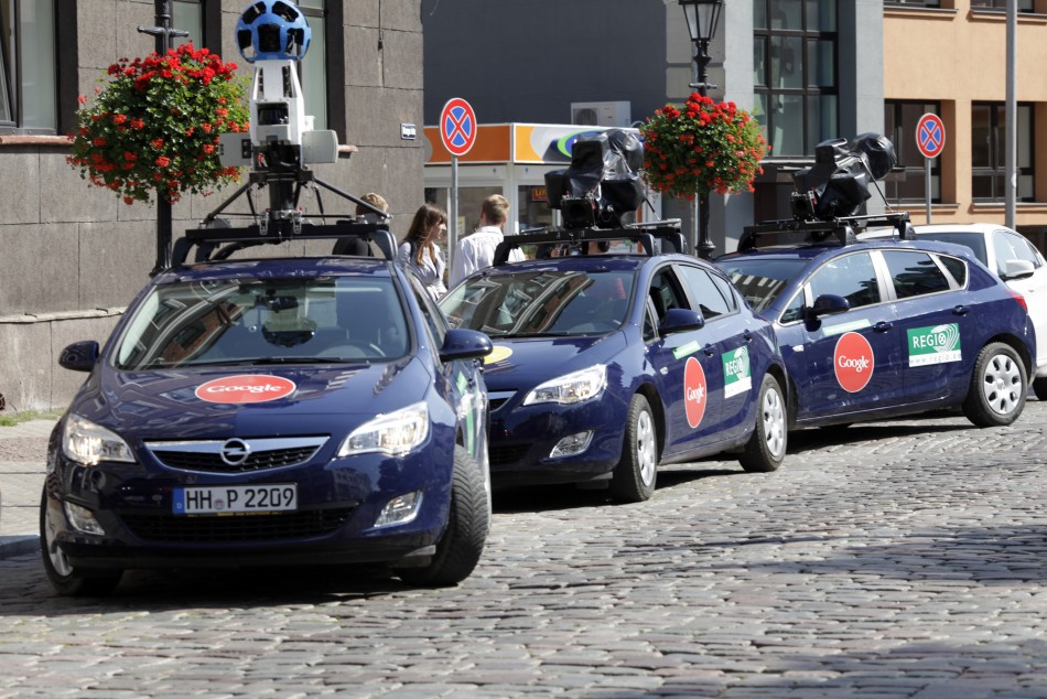 Google Street View Wi-Fi Snooping Could Lead To UK Police ...