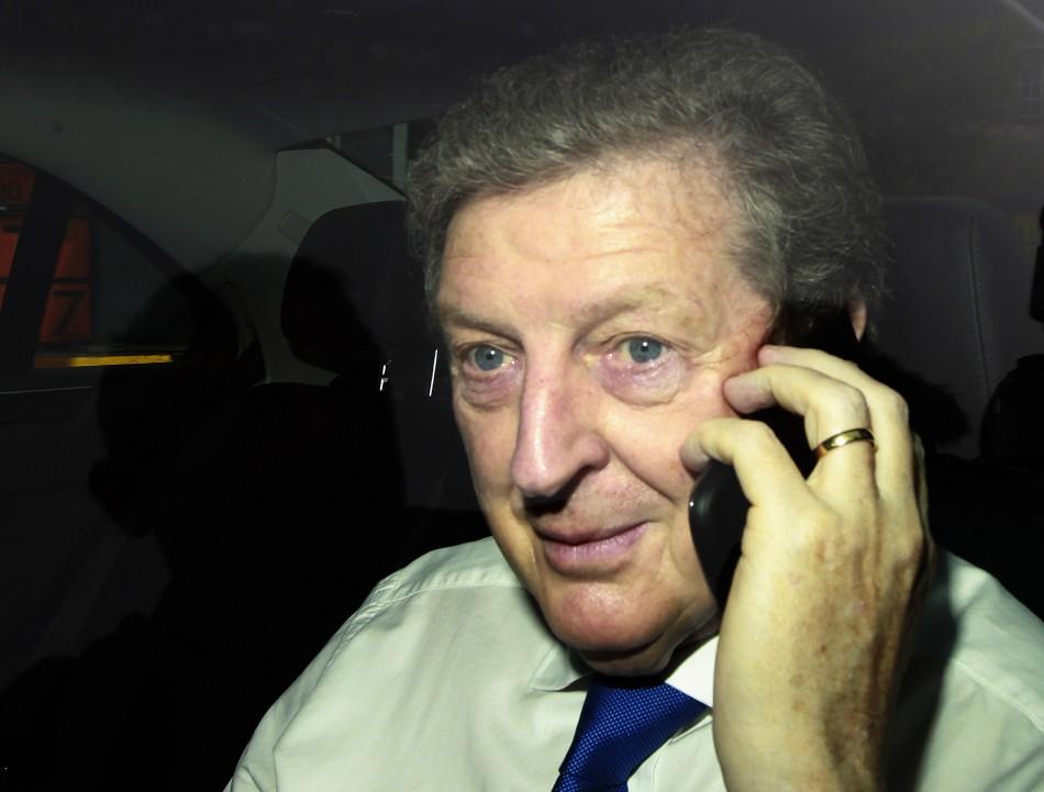 Roy Hodgson new manager of England