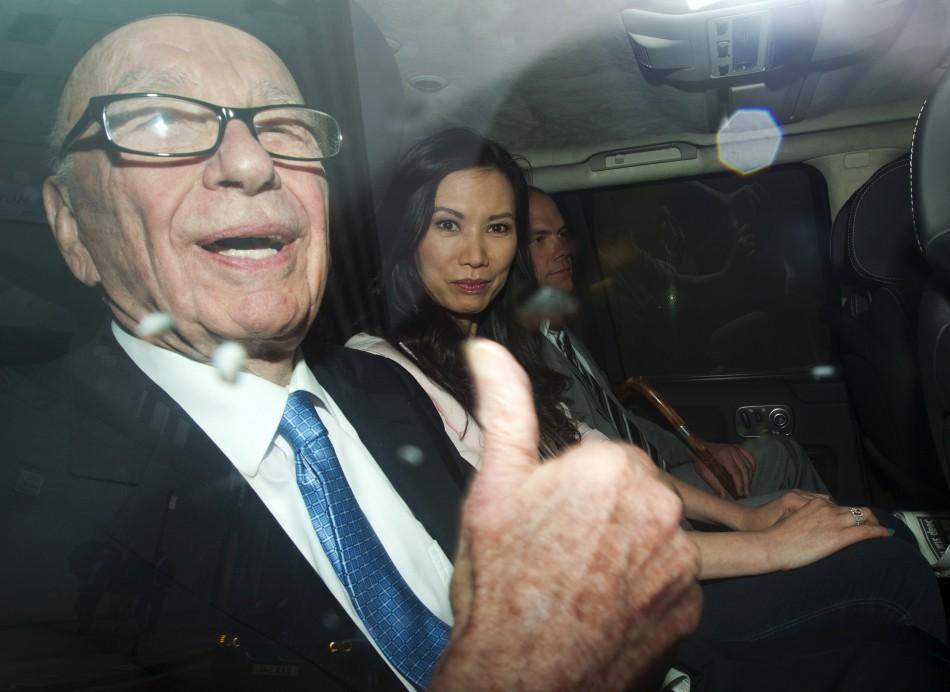 No. 10: Rupert Murdoch, News Corp., $29.4 million