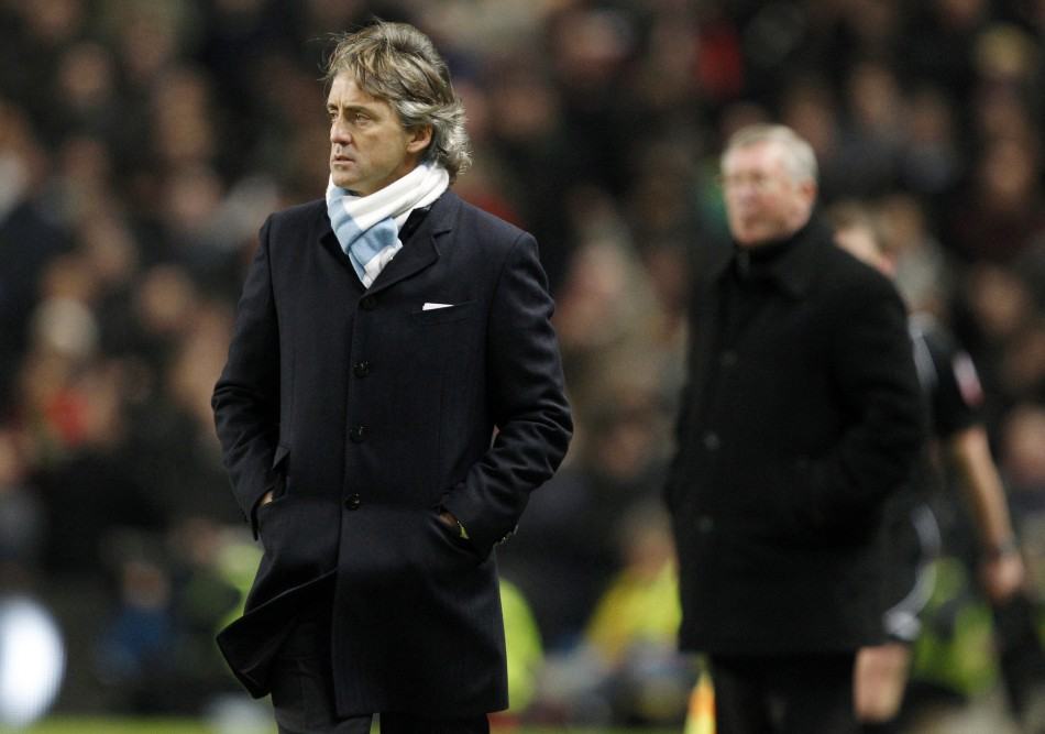 Manchester Managers Watch On