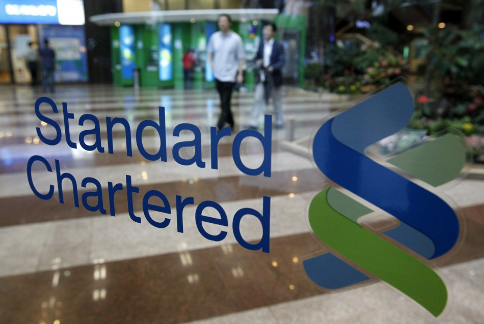 Standard Chartered Reuters