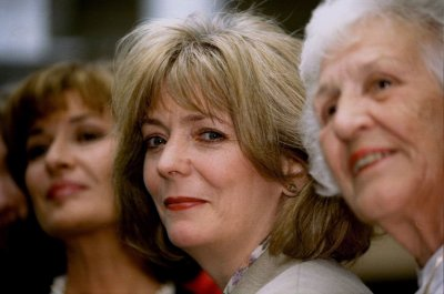 Actress Alison Steadman of quotGavin and Stacey.quot