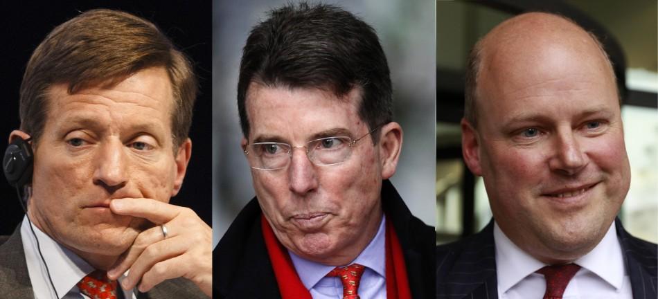 chief executives