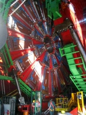 Large Hadron Collider Detects New Three Quarks Subatomic Particle