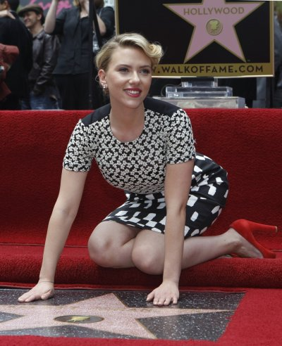 6. Scarlett Johansson