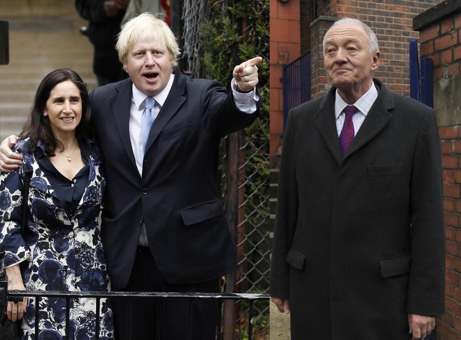 Polls have given Boris Johnson a considerable lead over Ken Livingstone
