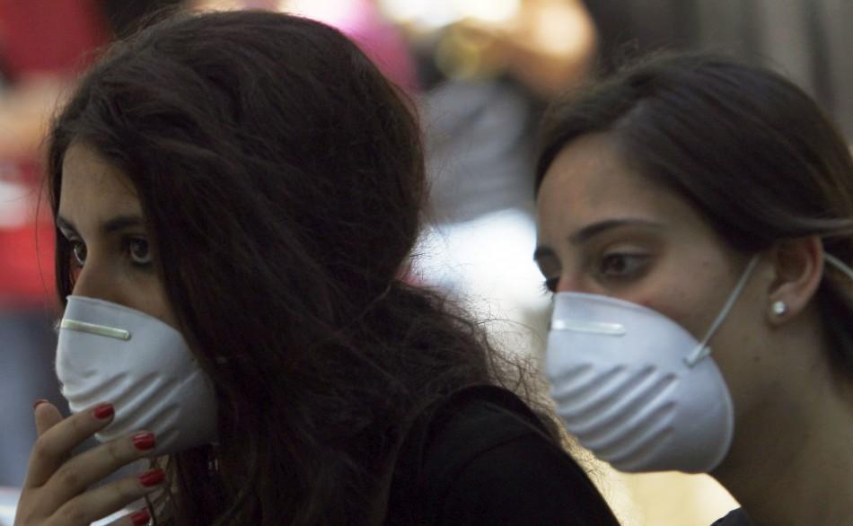 flu facemask