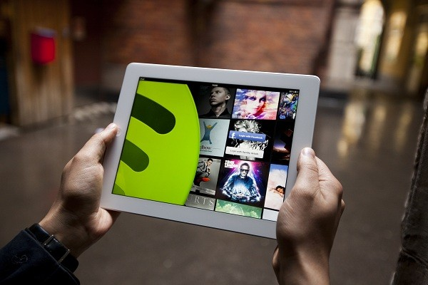 Spotify for iPad Review