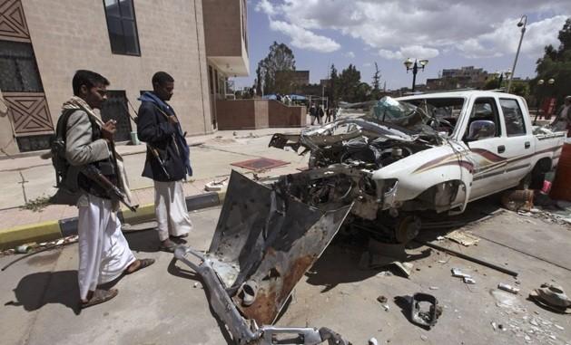 Yemen drone strike US