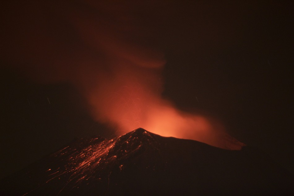 Oxygen-Breathing Life Existed Due to Shift in Planets Volcanoes Study