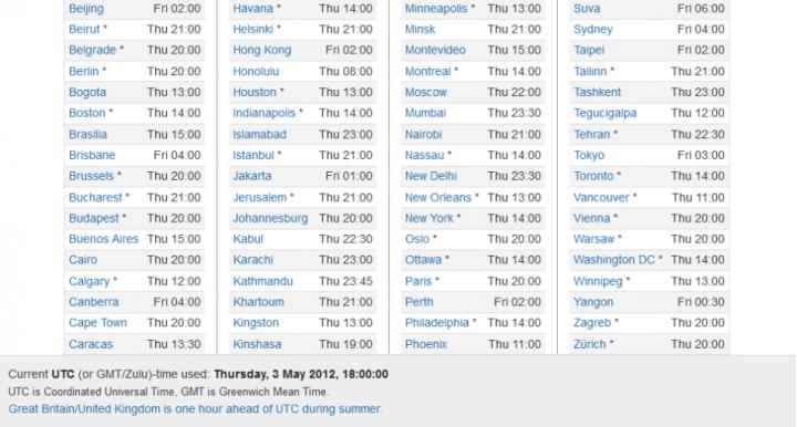Galaxy S3 Launch Evnt Time Calendar