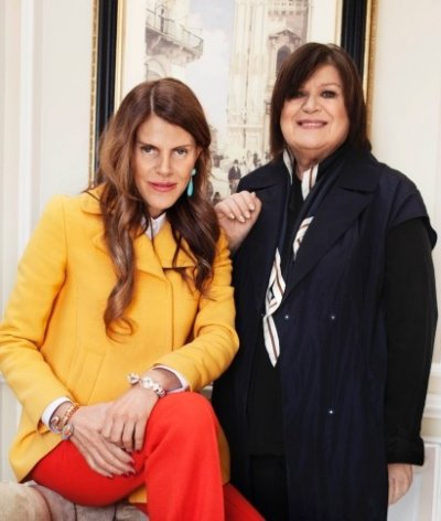 Fashion Guru Anna Dello Russo Teams Up With HM for Accessory Collection