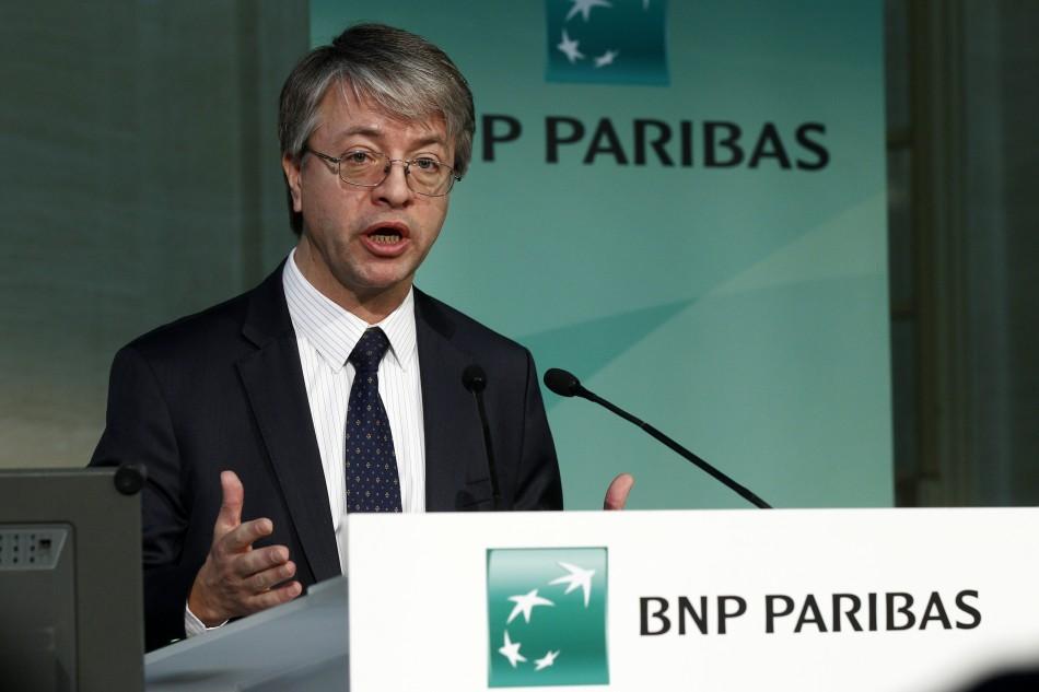 BNP Paribas Jean-Laurent Bonnafe