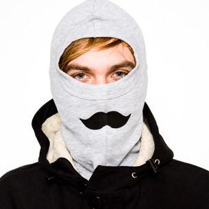 Unisex Moustache Mask
