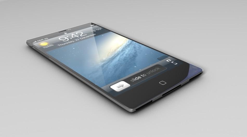 iPhone 5 Concept Images  Plus Ultra Smartphone Antonio de Rosa ADR Studio