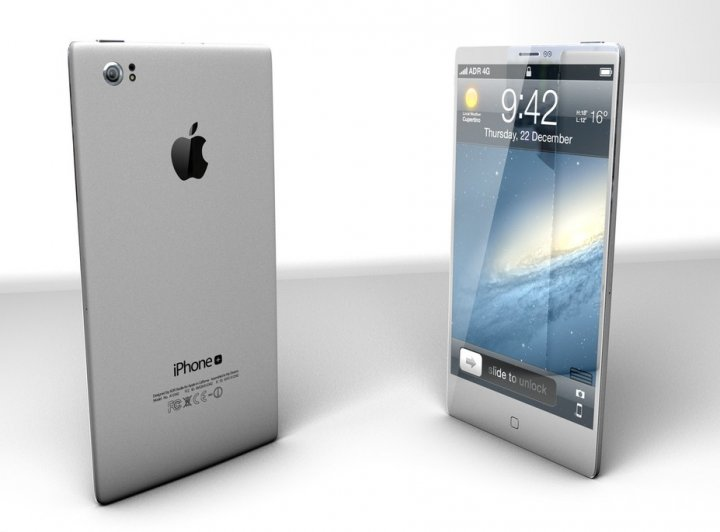 iPhone 5 Concept Images  Plus Ultra Smartphone Antonio de Rosa ADR Studio