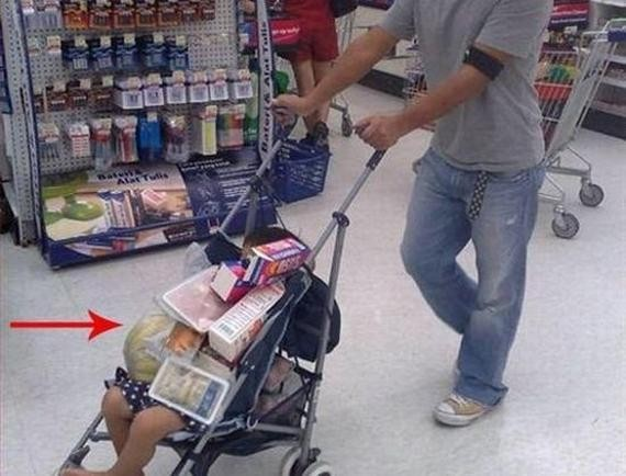 Clean up on Aisle Six