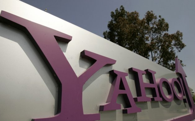 The headquarters of Yahoo! Inc in Sunnyvale, California
