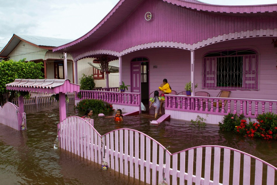 Cities in Brazilian Amazon Faces the Worst Floods in Years