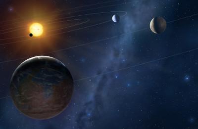 Solar System In the Present scenerio