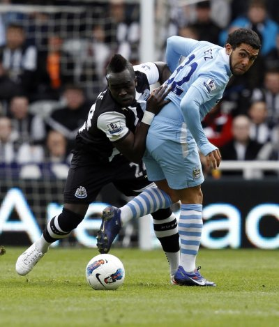 Newcastle United v Manchester City