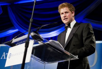 Prince Harry Honoured with Distinguished Leadership Award by Atlantic Council