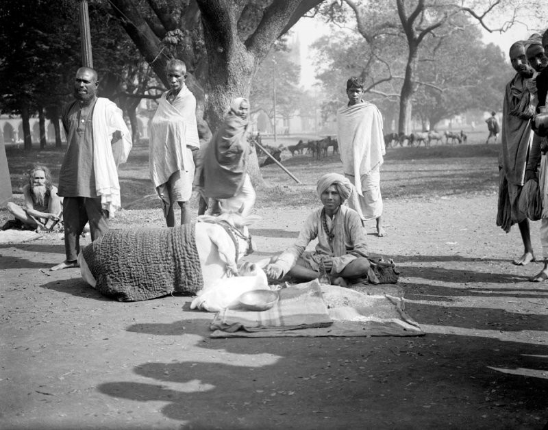 Rare 100 year old photos of india from the british raj era discovered photos