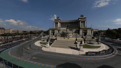 Grand Turismo 5 GT Academy 2012 Season 2 track in Rome
