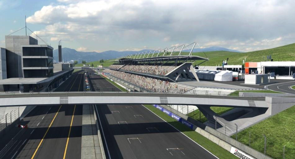 Grand Turismo 5 GT Academy 2012 Season 2 track High Speed Ring