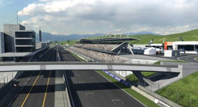 Grand Turismo 5 GT Academy 2012 Season 2 track High Speed Ring