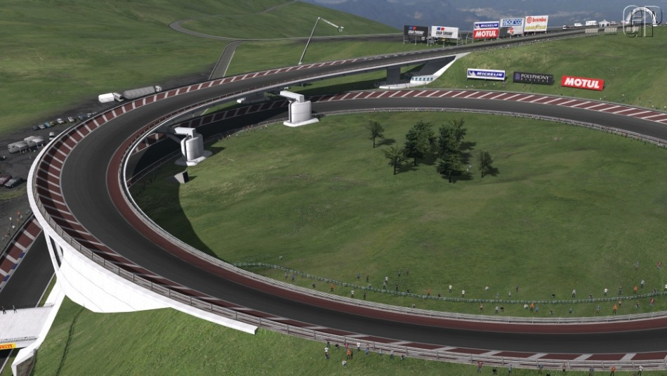 Grand Turismo 5 GT Academy 2012 Season 2 Cape Ring track