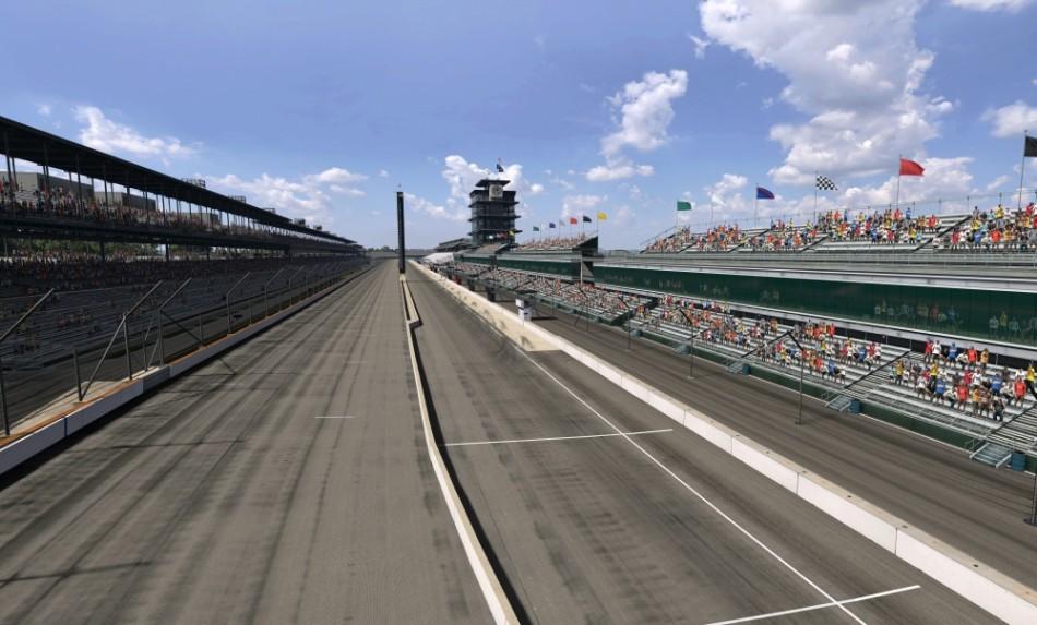 Grand Turismo 5 GT Academy 2012 Season 2 Indy Car track