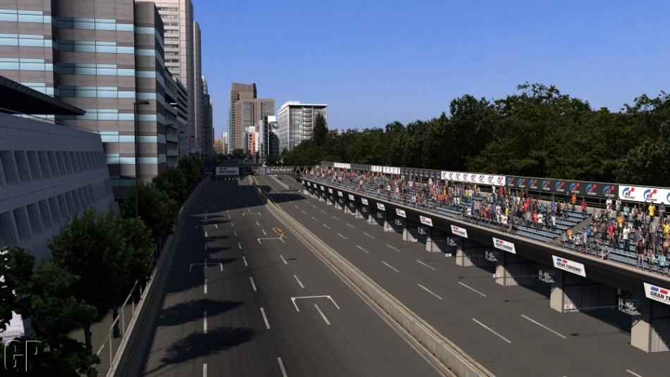 Grand Turismo 5 GT Academy 2012 Season 2 Tokyo track