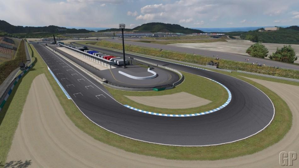 Grand Turismo 5 GT Academy 2012 Season 2 Twin Ring track