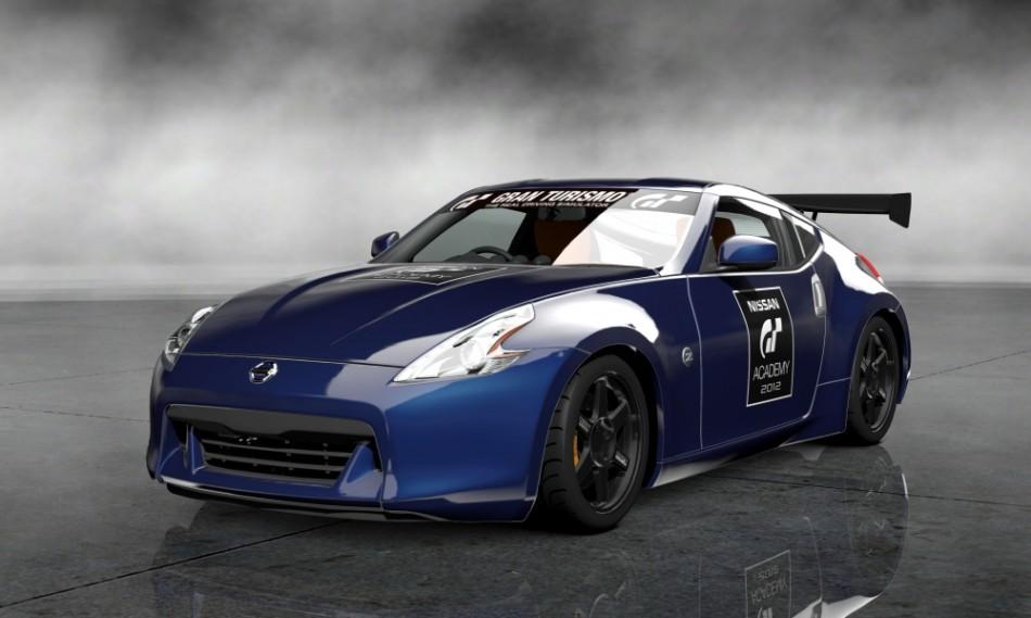 Grand Turismo 5 GT Academy 2012 Season 2 Nissan 370Z