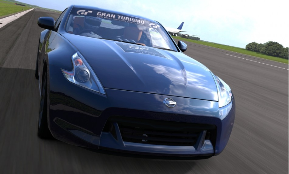 Grand Turismo 5 GT Academy 2012 Season 2 race car