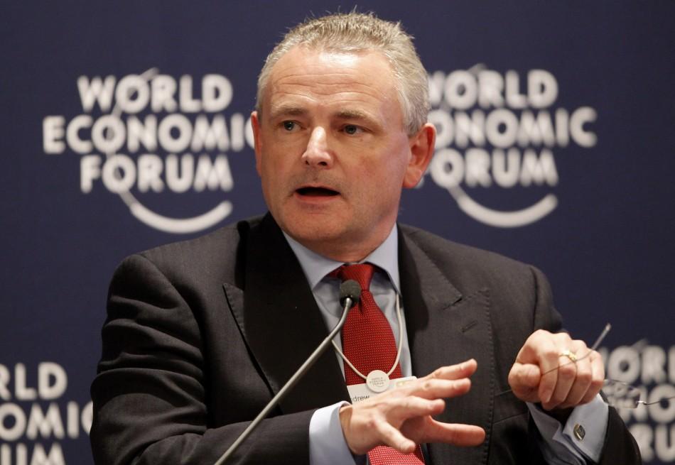 Andrew Moss CEO Aviva