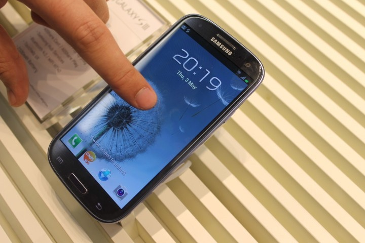 Samsung Galaxy S3 Launched