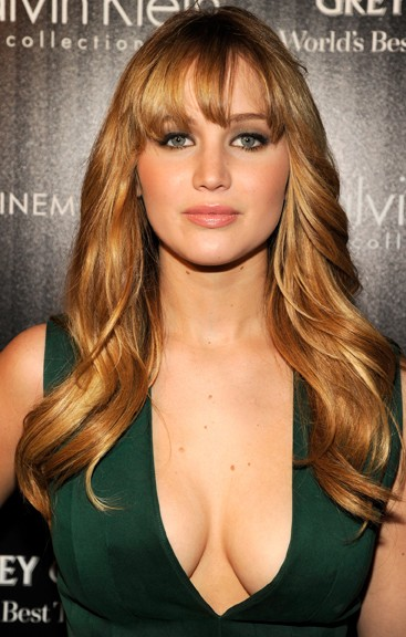 Oscars 2013 Fashion Flashback Best Actress Nominee Jennifer Lawrence Red Carpet Outfits