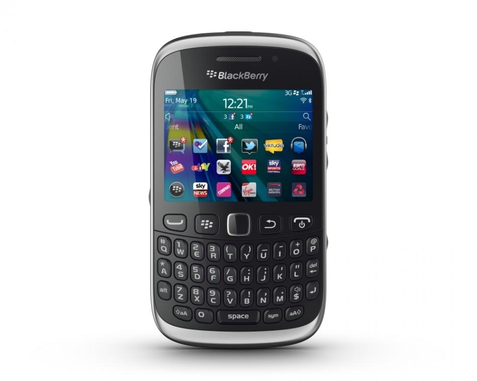 BlackBerry Curve 9320 Price release date Three mobile