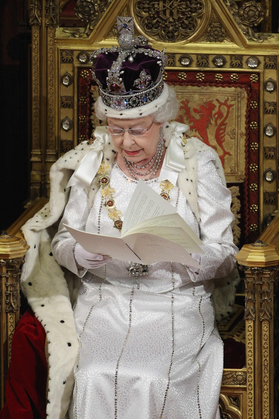 De Beers, Valentino and Other Designers Celebrate Queen's Diamond Jubilee at Harrods