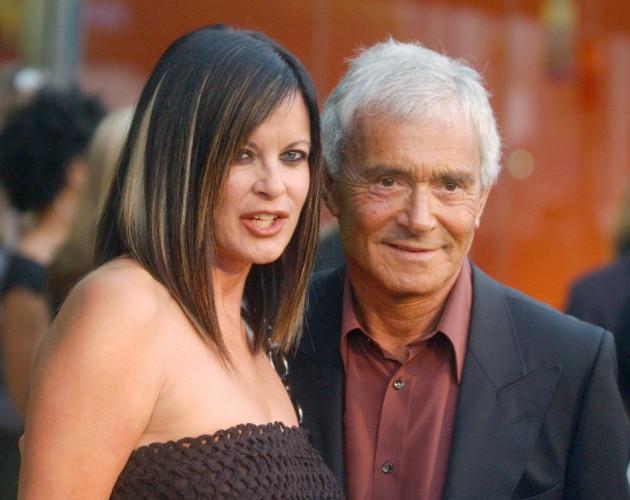 Vidal Sassoon and wife Ronnie