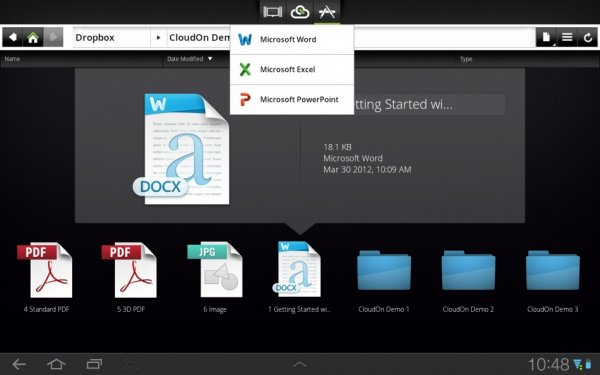 CloudOn App Arrives on Android, Integrates With Google Drive [VIDEO]