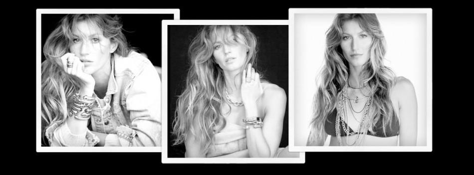 Supermodel Gisele Bndchen Sizzles in New David Yurman Campaign