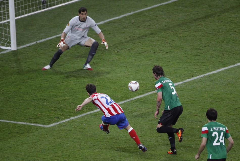 Europa League Finals Athletic Bilbao v Atletico Madrid