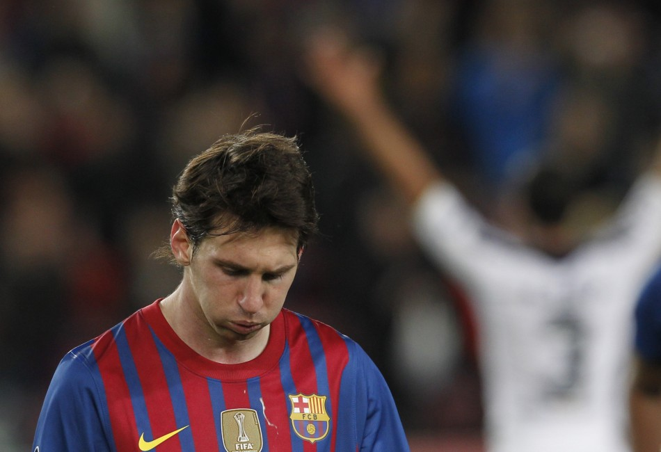 Messi Accused of Racial Abuse By Real Madrid Winger